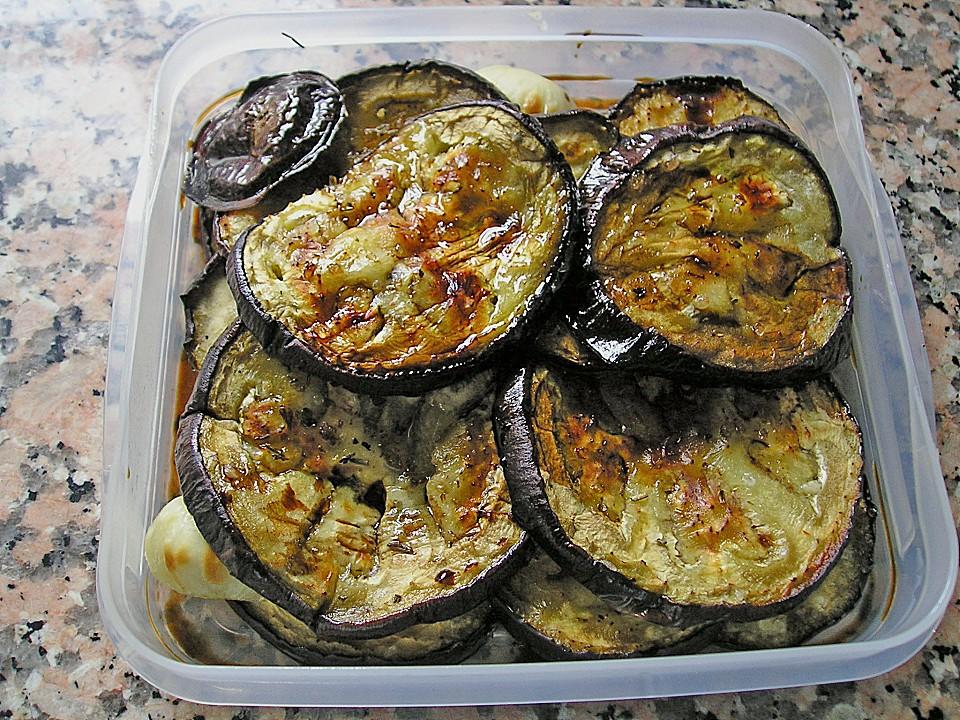 Rezepte fur auberginen antipasti