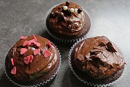 Chocolate Cupcakes 16