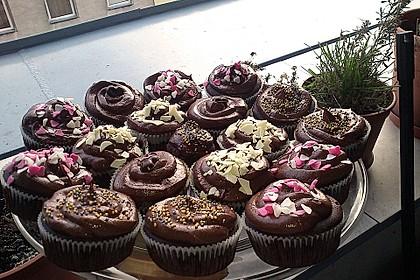 Chocolate Cupcakes 7