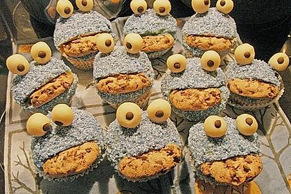 Krümelmonster-Muffins 254