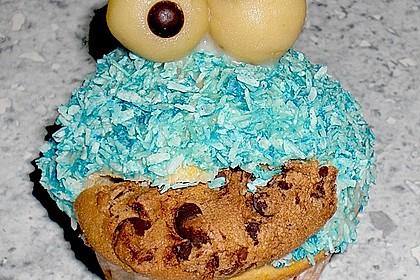 Krümelmonster-Muffins 132