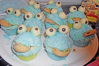 Krümelmonster-Muffins 387