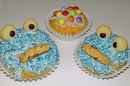 Krümelmonster-Muffins 261