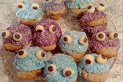 Krümelmonster-Muffins 469