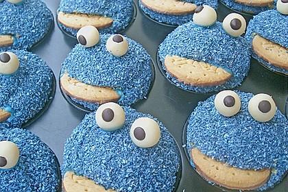 Krümelmonster-Muffins 120