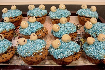 Krümelmonster-Muffins 443