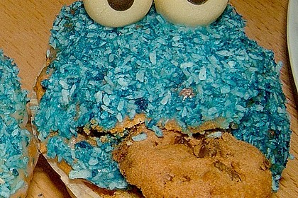 Krümelmonster-Muffins 463