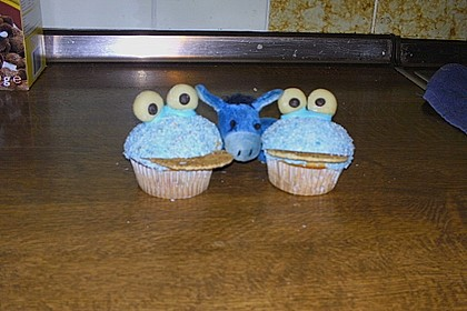 Krümelmonster-Muffins 478