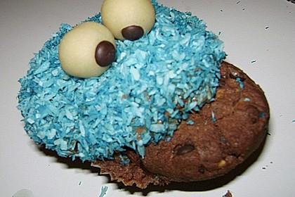 Krümelmonster-Muffins 485
