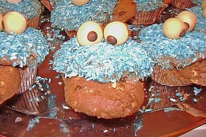 Krümelmonster-Muffins 489