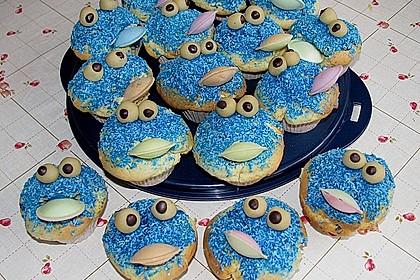Krümelmonster-Muffins 151