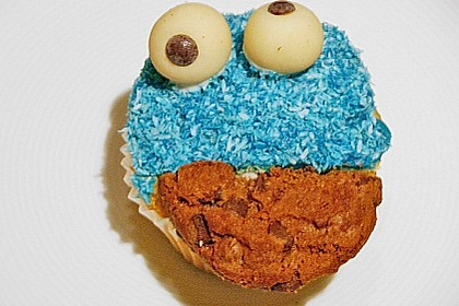 Krümelmonster-Muffins 453