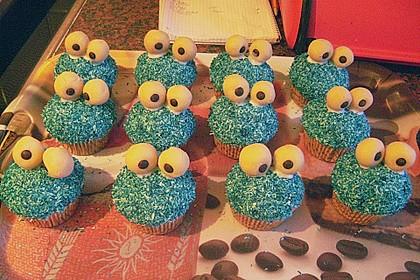 Krümelmonster-Muffins 251