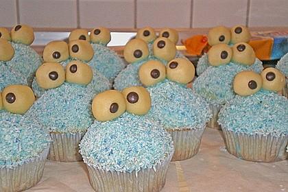 Krümelmonster-Muffins 346
