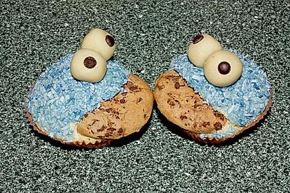 Krümelmonster-Muffins 92