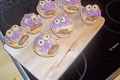Krümelmonster-Muffins 344
