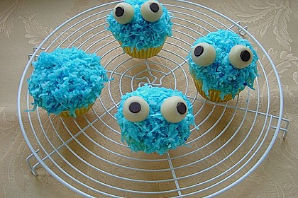 Krümelmonster-Muffins 341