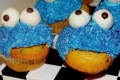 Krümelmonster-Muffins 53