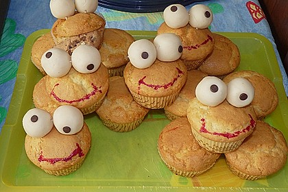 Krümelmonster-Muffins 448