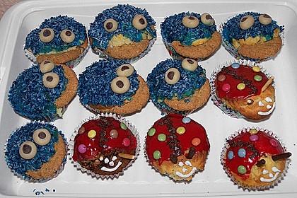 Krümelmonster-Muffins 452