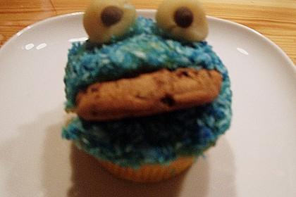 Krümelmonster-Muffins 449