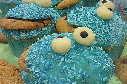 Krümelmonster-Muffins 455