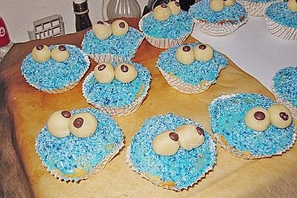 Krümelmonster-Muffins 458