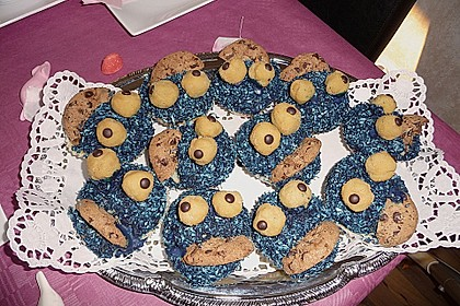 Krümelmonster-Muffins 471