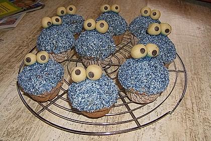 Krümelmonster-Muffins 135