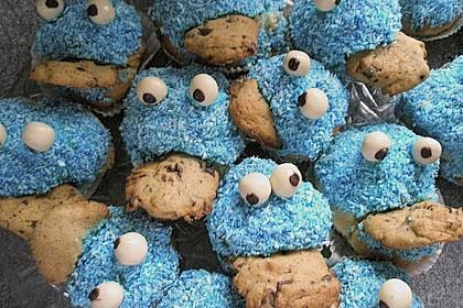 Krümelmonster-Muffins 408