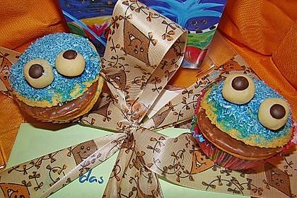 Krümelmonster-Muffins 77