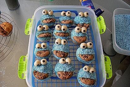 Krümelmonster-Muffins 250