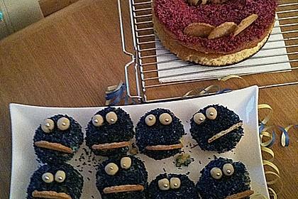Krümelmonster-Muffins 306
