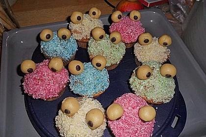 Krümelmonster-Muffins 488