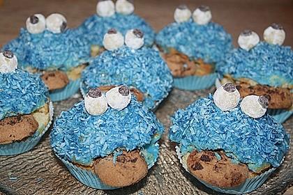 Krümelmonster-Muffins 347