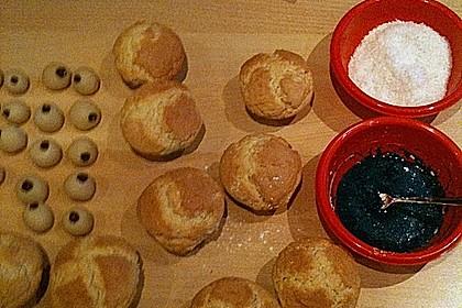 Krümelmonster-Muffins 483