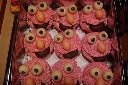 Krümelmonster-Muffins 384
