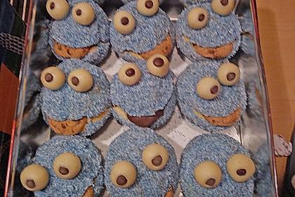 Krümelmonster-Muffins 422