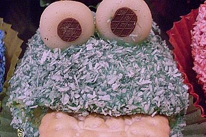 Krümelmonster-Muffins 310