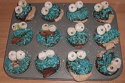 Krümelmonster-Muffins 377