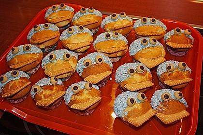 Krümelmonster-Muffins 88