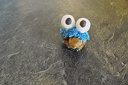 Krümelmonster-Muffins 43