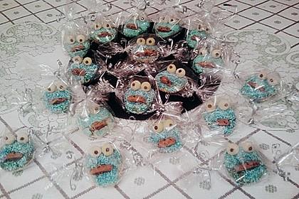 Krümelmonster-Muffins 368