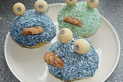 Krümelmonster-Muffins 492