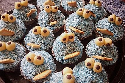 Krümelmonster-Muffins 493
