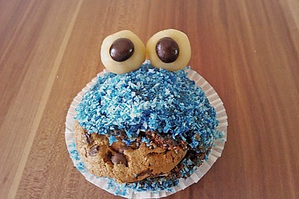 Krümelmonster-Muffins 222