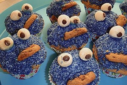 Krümelmonster-Muffins 141