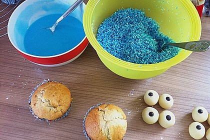 Krümelmonster-Muffins 491