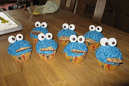 Krümelmonster-Muffins 72