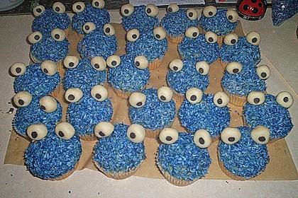 Krümelmonster-Muffins 292